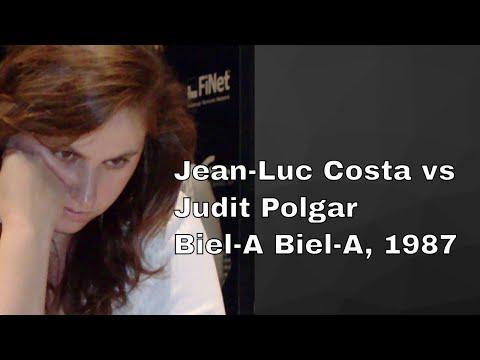 English Opening: Jean-Luc Costa vs Judit Polgar