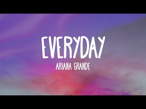 Ariana Grande - Everyday (Audio Only) feat. Future
