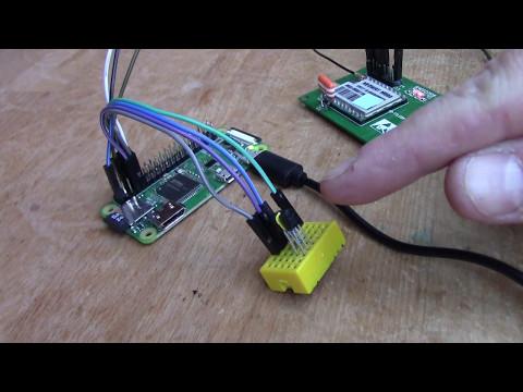 Raspberry Pi Zero W Connect Sensors to AWS IoT: Part 2 - Lambda Function and S3