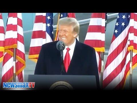 President Trump's ceremonial farewell | Inauguration Day 2021