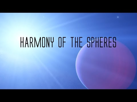HARMONY OF THE SPHERES - Space Engine in 4K