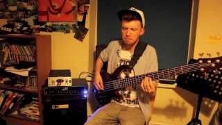 Hip Hop Bass Groove 2 - Ben Tunnicliffe