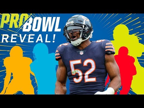 NFL 2019 Pro Bowlers Revealed! | NFL Highlights