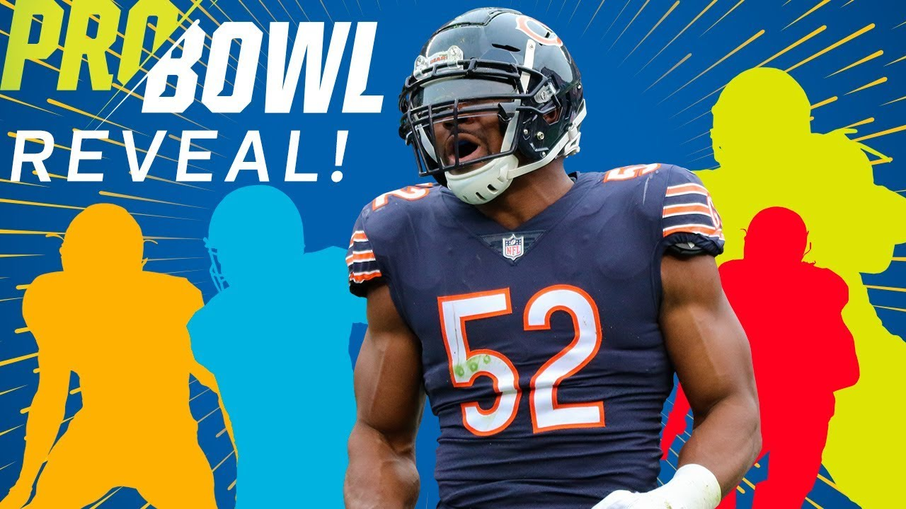 63fe888c9ca NFL 2019 Pro Bowlers Revealed! | NFL Highlights - YouTube