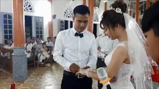 Lễ cưới Phero Nguyễn Văn Hùng và Maria Nguyễn Nhật Lệ | Giáo xứ Thắng Yên | Phero Nguyễn Văn Quê