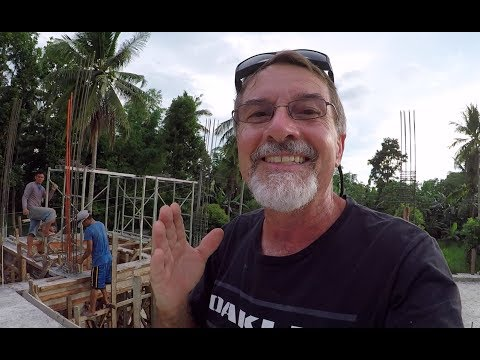 VILLA FELIZ - EPISODE 104: CHANGES THEY ARE A COMIN' (House Building in the Philippines)