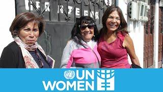 Activistas por los derechos de las mujeres en Ecuador: nuestras historias, nuestro trabajo