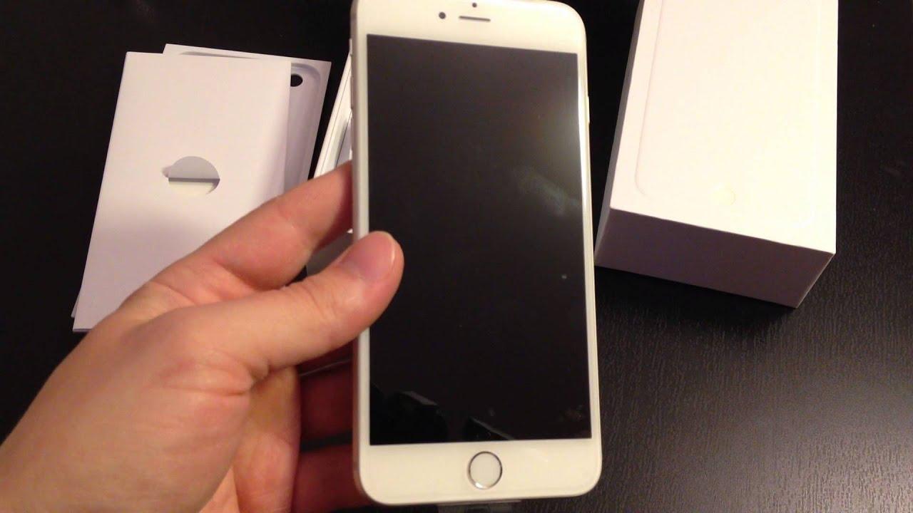 iPhone 6 plus распаковка, инструкция: как отличить подделки, серые .