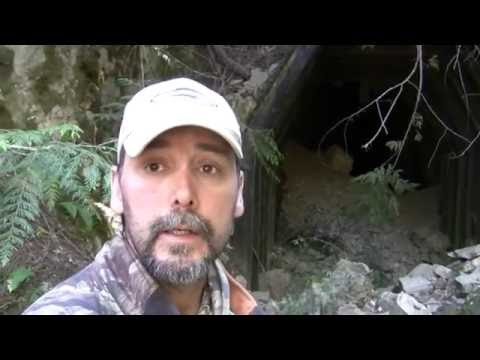 100 Year Old Abandon Tunnel In Idaho