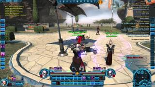 Star Wars: The Old Republic: Rise of the Hutt Cartel (Quicklook)