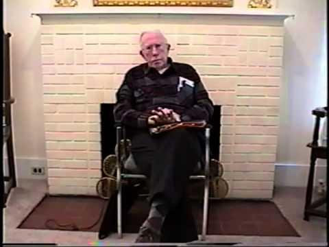 Frank Pierce, US Army, World War Two