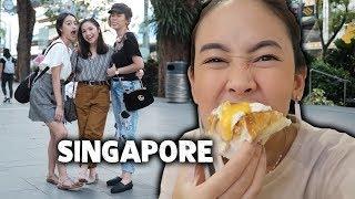 FVLOG: #34 Seminggu di Singapore ft Nadya Aqilla & Stephanie Rose - Almiranti Fira