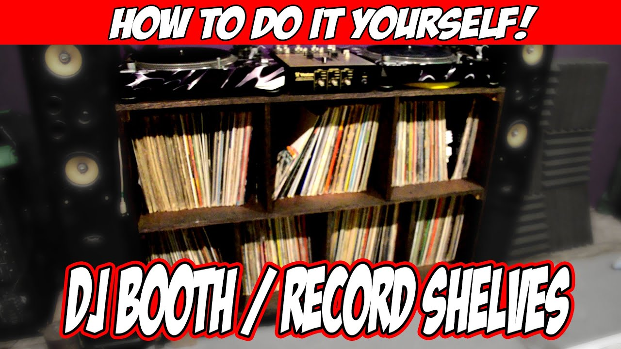 How to diy dj booth record self youtube how to diy dj booth record self solutioingenieria Image collections