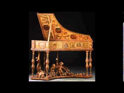 Jacques Champion de Chambonniéres Harpsichord Works