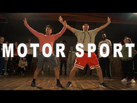MOTOR SPORT - Cardi B x Migos x Nicki Minaj Dance | Matt Steffanina ft Kenneth