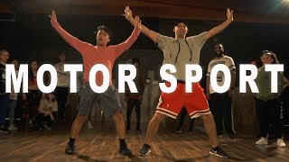 MOTOR SPORT - Cardi B x Migos x Nicki Minaj Dance | Matt Steffanina cover