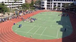 105年高雄市四維國小53屆校慶六年級接力賽第二組記錄