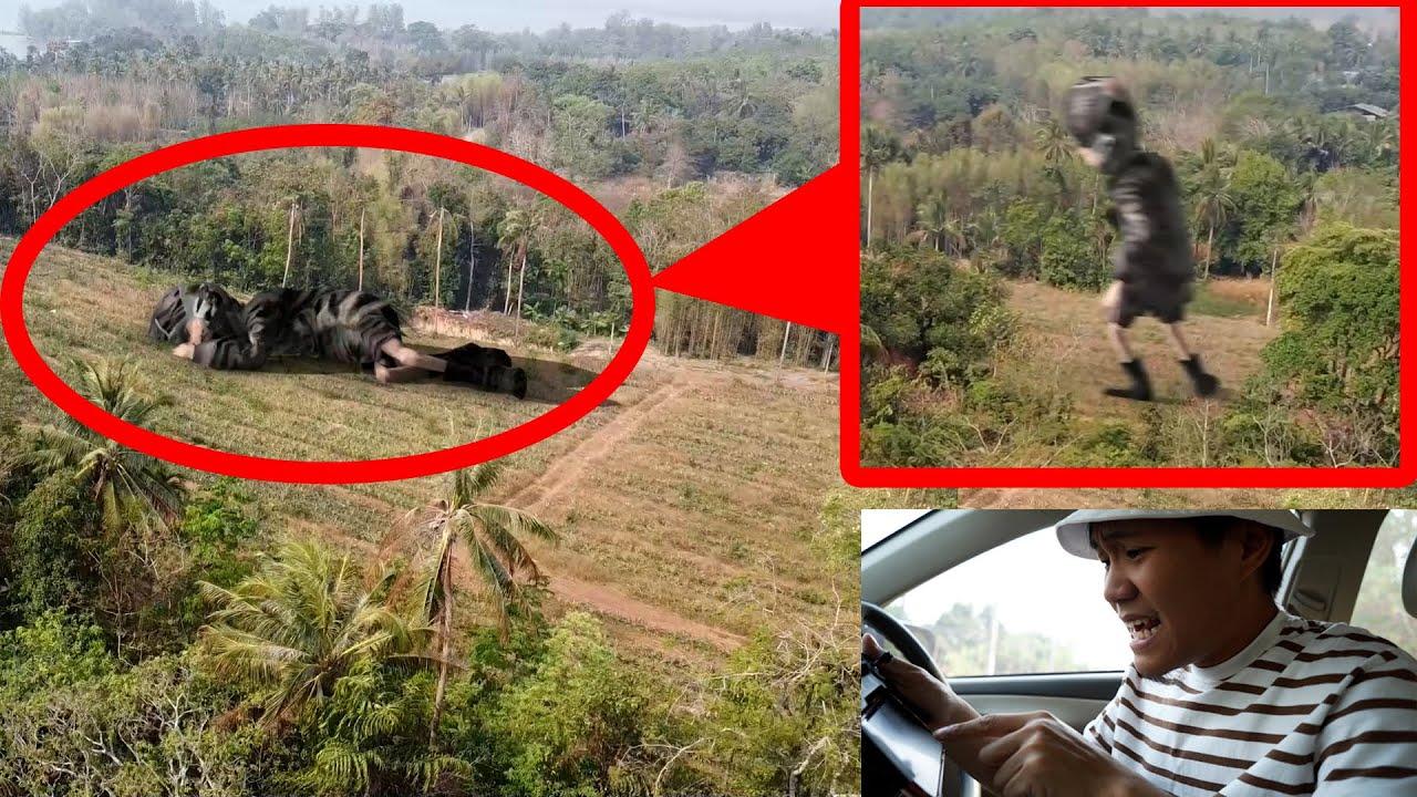 ใครทำลูกยักษ์! เจอลูกยักษ์นอนตายในป่าลึก  โดรนจับภาพEp120 