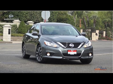 2017 nissan altima review youtube. Black Bedroom Furniture Sets. Home Design Ideas