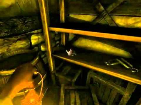 Gameplay Amnesia: Como reparar el elevador Part. 1