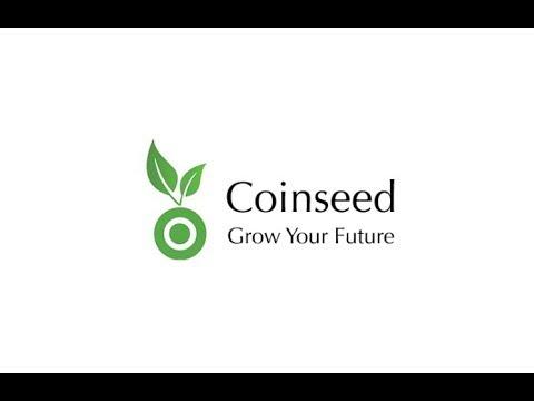 [ICO] [BOUNTY] Coinseed - Платформа микрозаймов на Blockchain