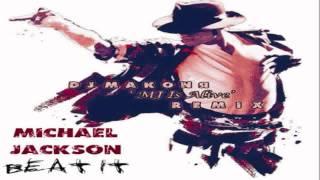 Michael Jackson - Beat It 2010 (DJ MakonЯ