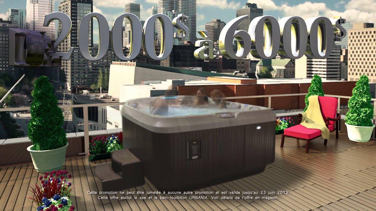 publicit club piscine spas juin 2013 youtube. Black Bedroom Furniture Sets. Home Design Ideas