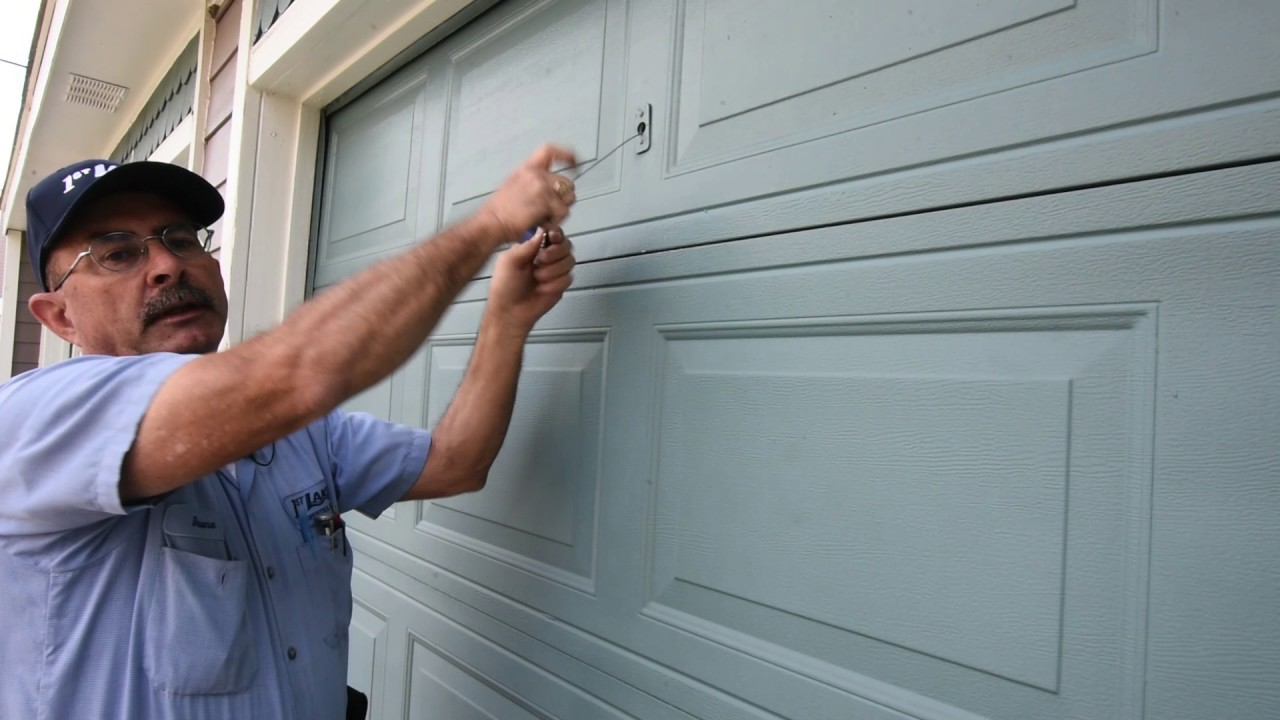 Maintenance Tip Monday How To Manually Open Your Garage