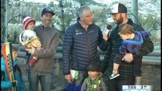 Christy Sports Bryant Destefano & Jason Noakes 03.19.17 Good Morning Vail