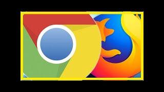 [Breaking News]Google chrome v firefox quantum - shock stat in internet browser war thumbnail