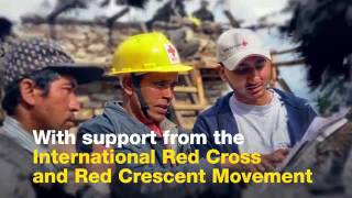 2015 Nepal earthquake-  Red Cross recovery operation one year later