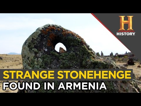 The World's Oldest Observatory. Stonehenge Of Armenia | Ancient Aliens
