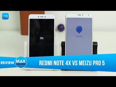 Speedtest Redmi Note 4X vs Meizu Pro 5: bạn sẽ chọn CPU hay RAM?