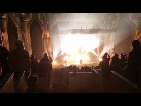 """""""Square Hammer"""" by Ghost, Paramount Theater, Denver, Colorado"""