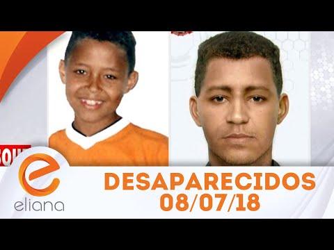 Desaparecidos | Programa Eliana (08/07/18)