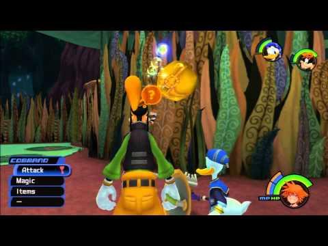 PS3 Longplay [071] Kingdom Hearts Final Mix HD (part 1 of 5)