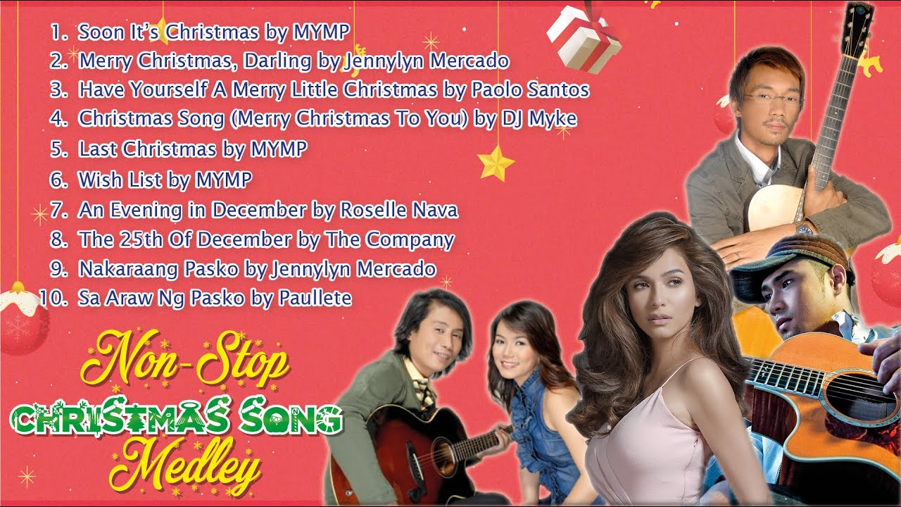 (Official Non-Stop) Christmas Song Medley