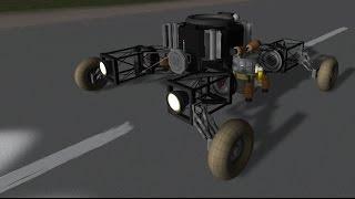Ksp 1.0.2 Science Rover Test Run [stock]