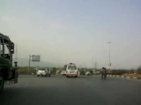 Faizabad Interchange Islamabad Pakistan