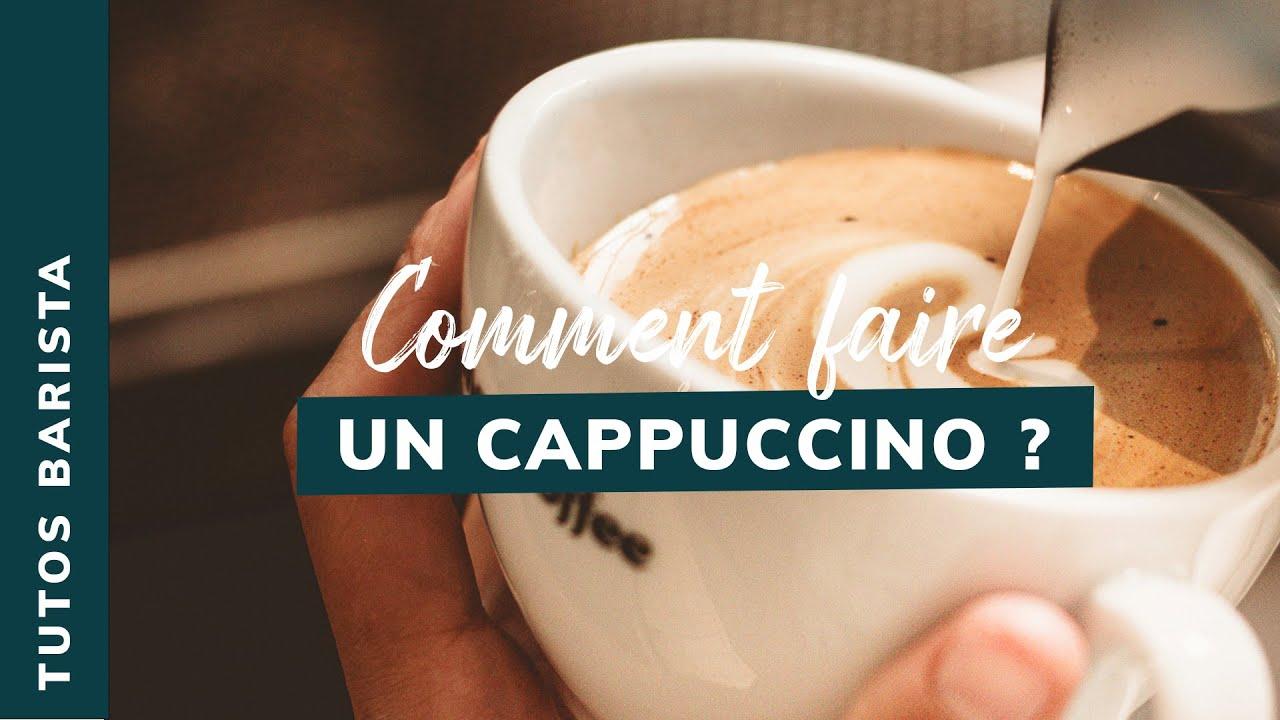 comment faire un cappuccino avec charlotte malaval les astuces de barista youtube. Black Bedroom Furniture Sets. Home Design Ideas