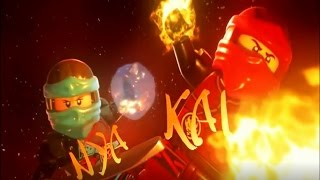 All LEGO Ninjago Intros HD UPDATED [2012-2017] with Hands of Time