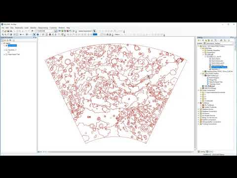 Tour of the Planetary Geologic Mapping Python Toolbox