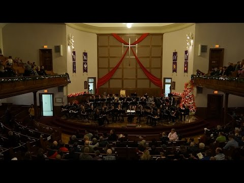 Wilson Middle School Winter Concert - Dec 1 2016 - Southminster United Church