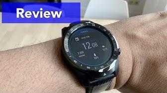 Ticwatch Pro Review nach 2 Wochen: Eine der besten WearOS Uhren