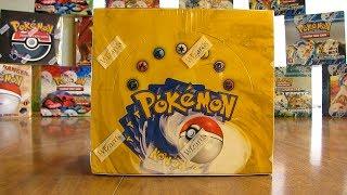 Pokemon Base Set Booster Box Opening Pt. 1