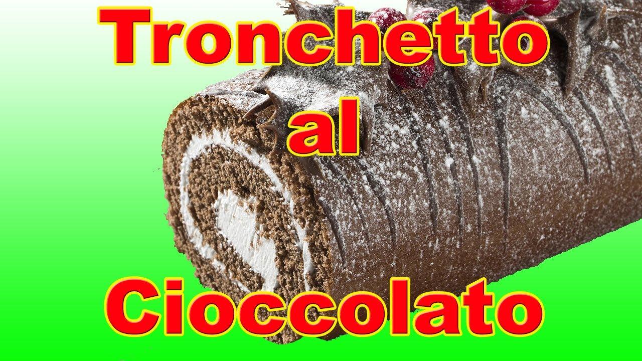 Ricette dolci facili e veloci rotolo al cioccolato youtube for Ricette dolci facili e veloci