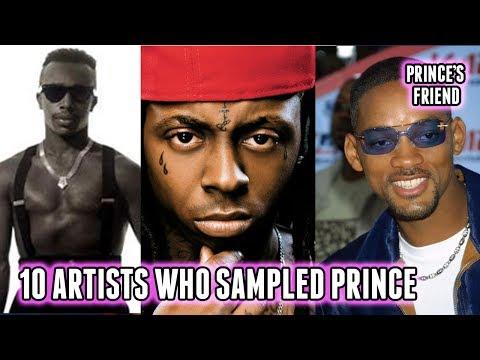 10 Prince Samples You've Never Heard - Compilation #1
