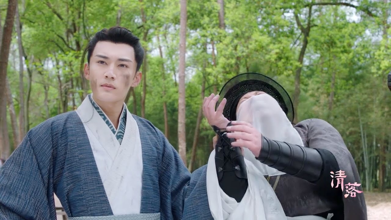 [CLIP]🔥Qing Luo 16🔥So, Ye Xiudu who's amnesia has become Ye Pianzhou again.🔥chinesedrama