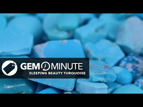 Gem Minute: Sleeping Beauty Turquoise