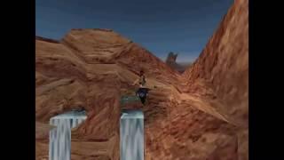 Tomb Raider III Secrets Speedrun - Nevada Desert (3:43) (Redo)